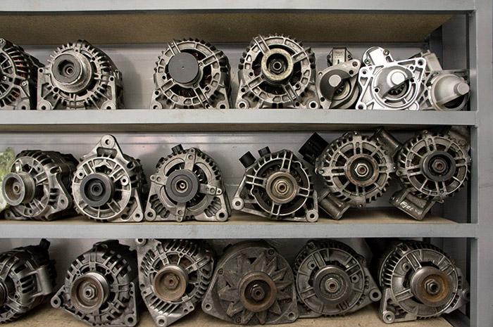 профессионально восстановленные генераторы